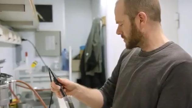 دستگاه سنجش هدایت الکتریکی